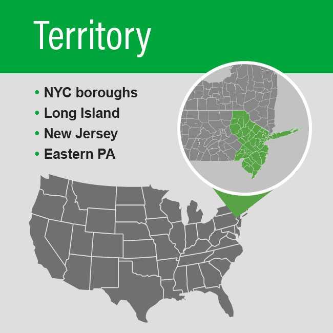 Territory info