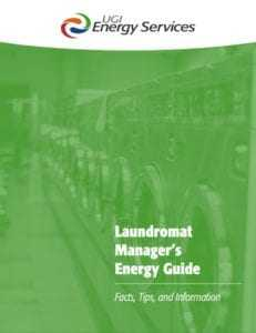 Laundromat Manager's Energy Guide