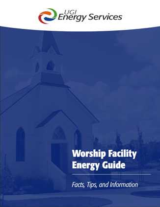 Worship Facility Energy Guide